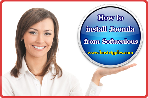 Softaculous, How to install Joomla from Softaculous, Hostripples Web Hosting