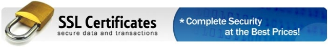 Trusted SSL certificates at the lowest prices!, Hostripples Web Hosting