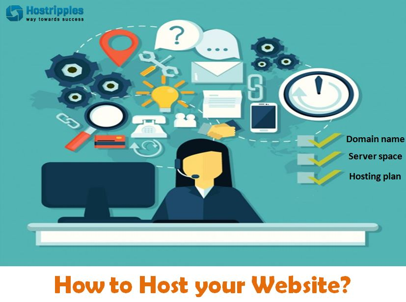 how-to-host-website