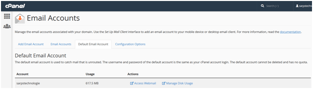 Introduction to Email in cPanel, Hostripples Web Hosting