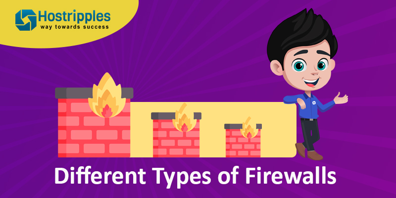 Types of Firewalls, Types of Firewalls? Three Different Types of Firewall, Hostripples Web Hosting