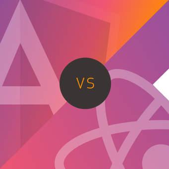 Angular Vs. React, Hostripples Web Hosting