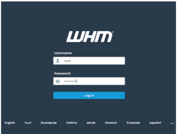 How to Create a New Account in WHM? – Hostripples, Hostripples Web Hosting