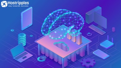 How Machine Learning is increasing the efficiency of data centers?, Hostripples Web Hosting