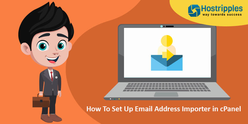 How To Set Up Email Address Importer in cPanel, Hostripples Web Hosting