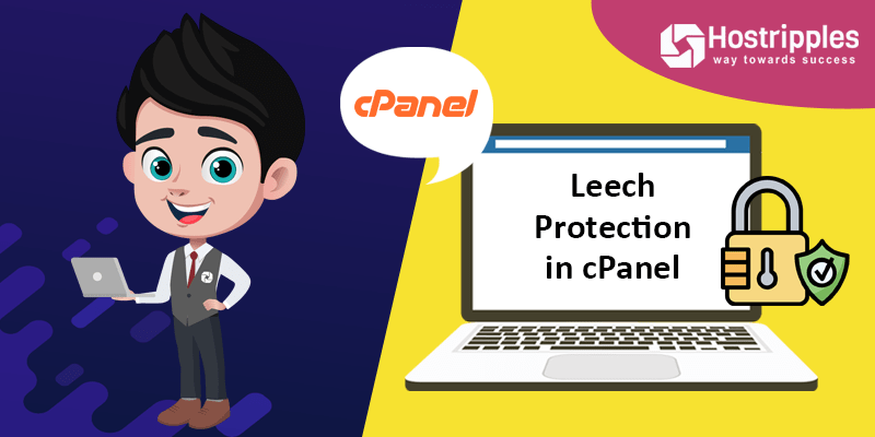 Leech Protection in cPanel, Hostripples Web Hosting