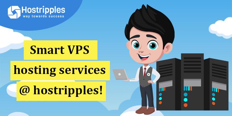 Smart VPS hosting services @ hostripples!, Hostripples Web Hosting