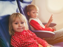 Apps to Keep Your Kids Entertained on the Plane