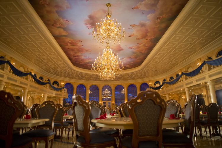 Be Our Guest Restaurant in Disney World