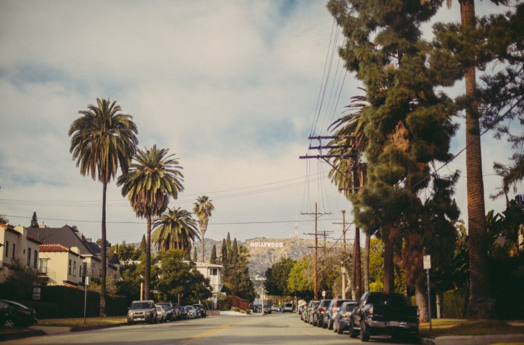 los angeles daycation