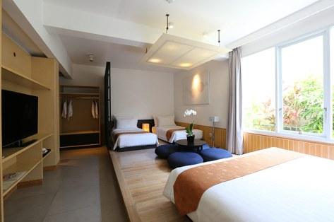 Hotel Fontana dekat food center -Hoterip, Booking Hotel Murah Bali