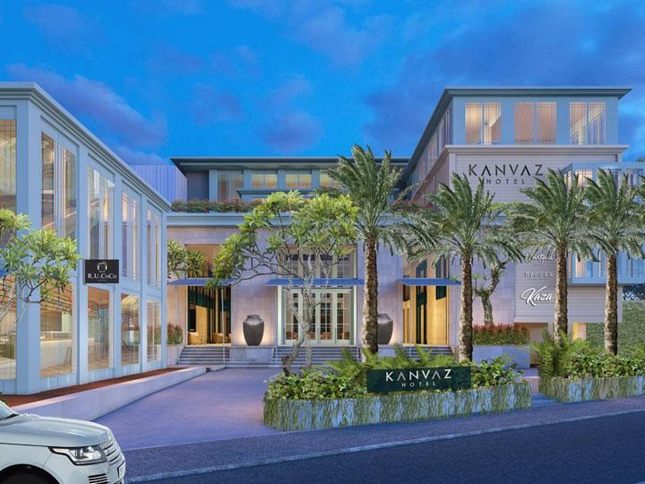 Kanvaz Village Resort Seminyak - Exterior - Hoterip, Layanan Pesan Hotel Terbaik, Pesan dan Booking Hotel di Bali