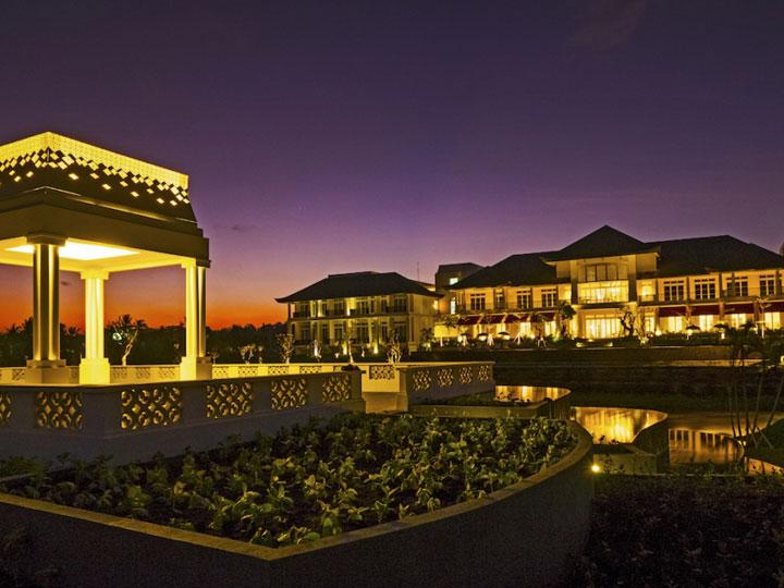 Rumah Luwih Beach Resort Bali - Landscape - Hoterip, Layanan Pesan Hotel Terbaik, Pesan dan Booking Hotel di Bali