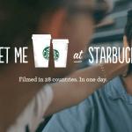 starbucks(スターバックス)の心あたたまる動画プロモーション | meet me at starbucks | 世界のスタバの「とある一日」 | 動画マーケティングの注目事例