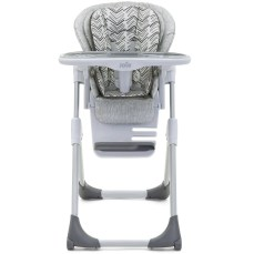 Joie Baby Mimzy LX Highchair in Abstract Arrow