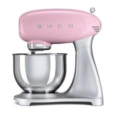 Smeg 50's Retro Style Pink Stand Mixer