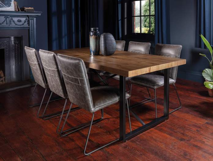 Objets Nomades trend dining table 2