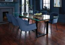 St Kitts dining table and chairs