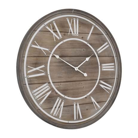 Hemsby Round Wall Clock