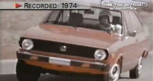 Test drive VW Dasher 1974