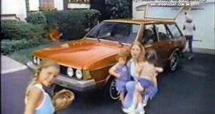 Comerciais antigos - Dasher Wagon