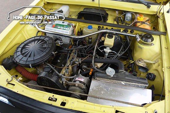 Passat GTS Pointer Amarelo Java