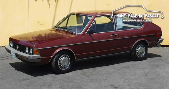 VW Dasher 1980