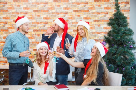 Planning a Holiday Office Party