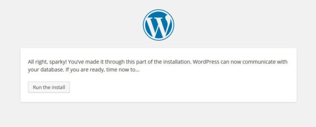 how-to-install-wordpress-locally-on-windows-wp-confiig-step-4