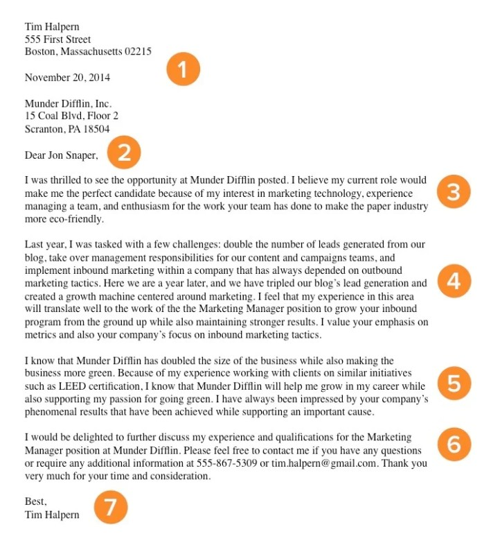 14 Cover Letter Templates To Perfect Your Next Job Application