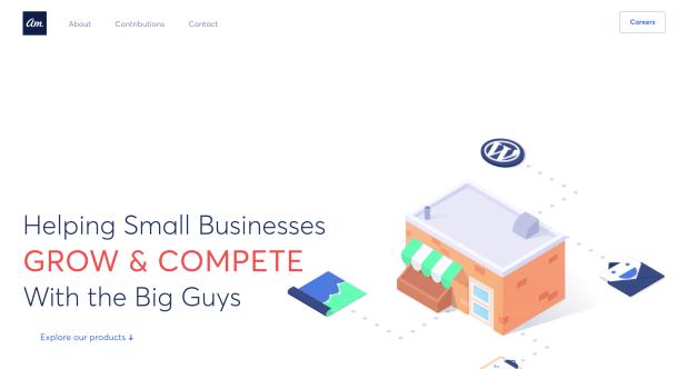 Awesome Motive WordPress website example