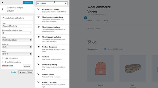 WooCommerce free WordPress plugin