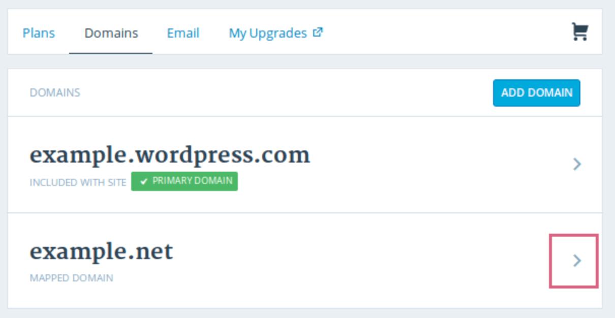 Setup custom domain for WordPress website