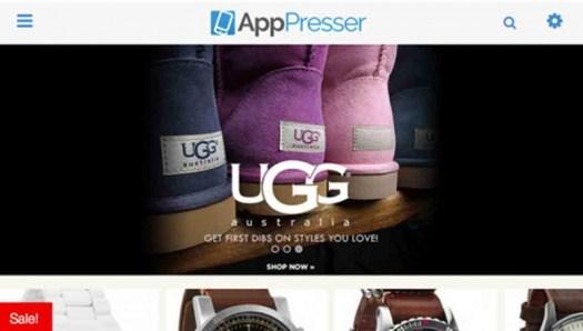 Turn WordPress into a mobile app