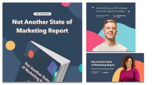 not another state of marketing report hubspot
