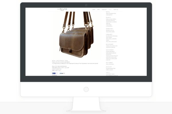 Weebly Blogging Platform