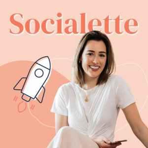 Socialette Podcast   Best Marketing Podcasts