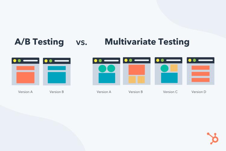 multivariate testing vs. a/b testing