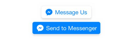 Facebook Messenger bot CTA buttons