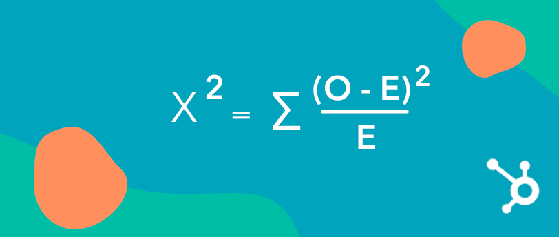 chi-squared formula for statistical significance