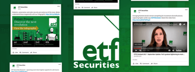 etf securities sponsored content linkedin