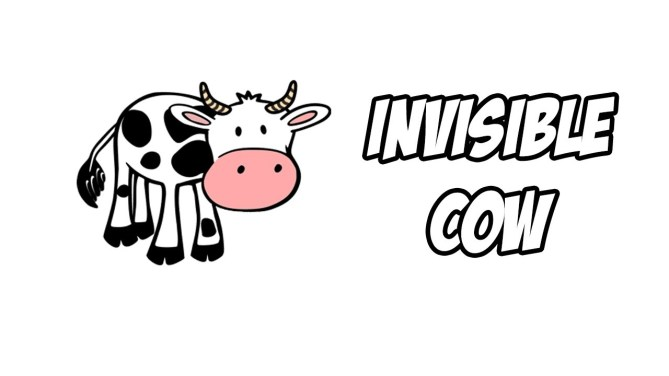 Invisible Cow