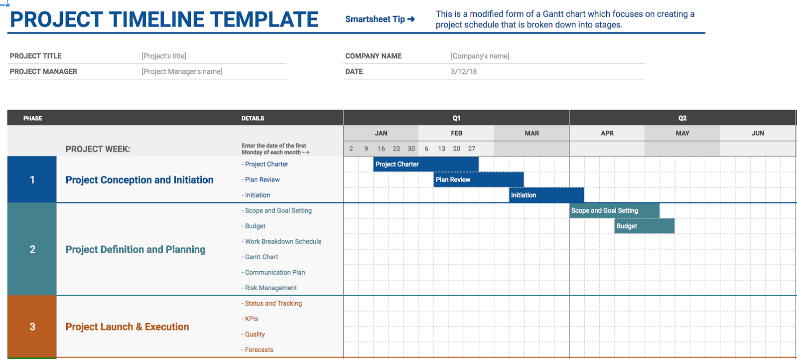 11 Of The Best Free Google Sheets Templates For 2020