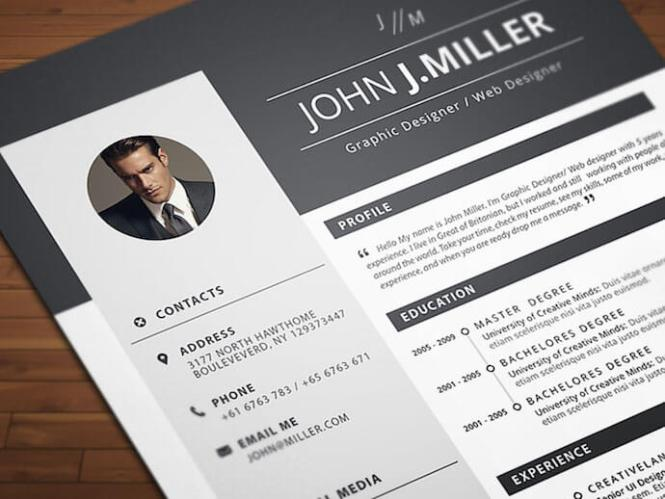 29 Free Resume Templates For Microsoft