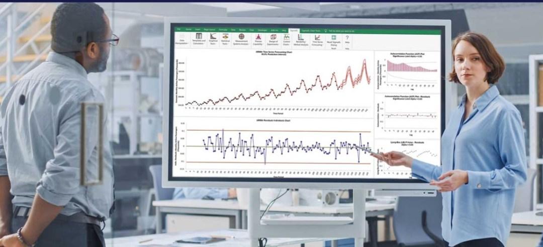 Ejemplo de software para Six Sigma: Sigma XL
