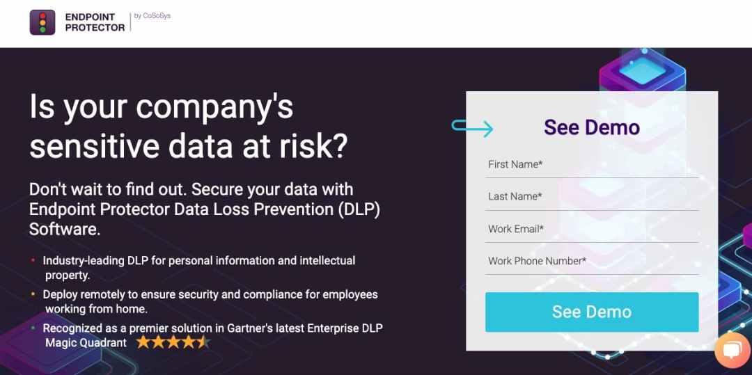 Software DLP o para prevención de pérdida de datos