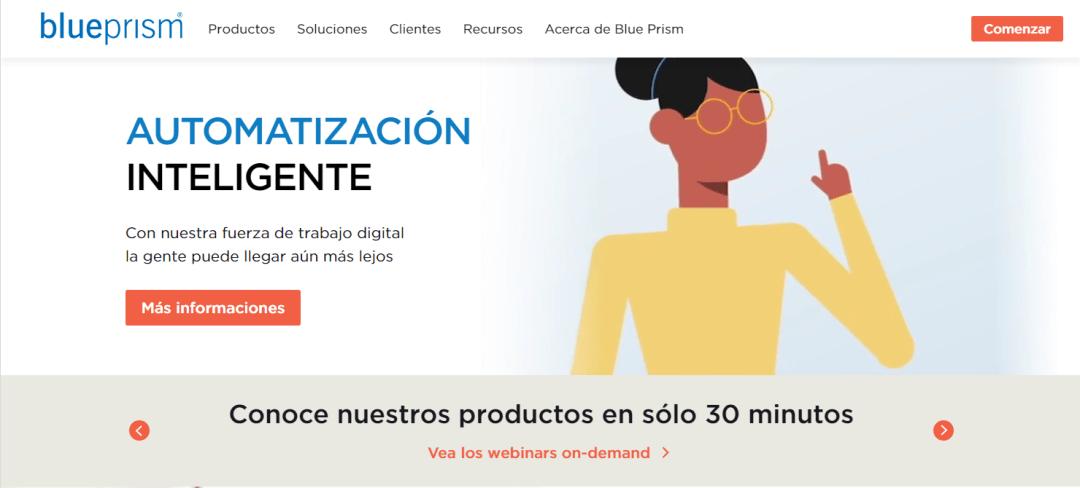 Robotic-Process-Automation-Blueprism