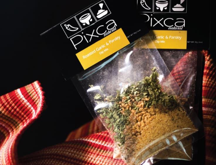 Catálogo digital de Pixca