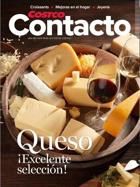 Costco Contacto, revista corporativa