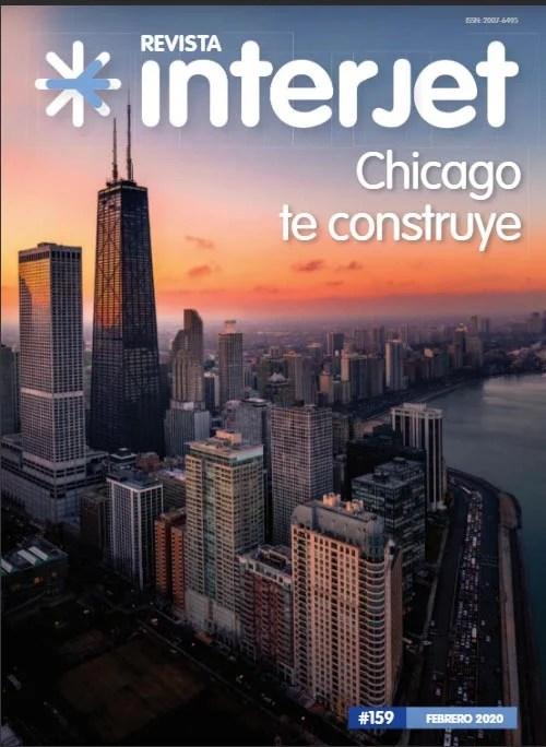 ejemplo de revista corporativa: Revista Interjet